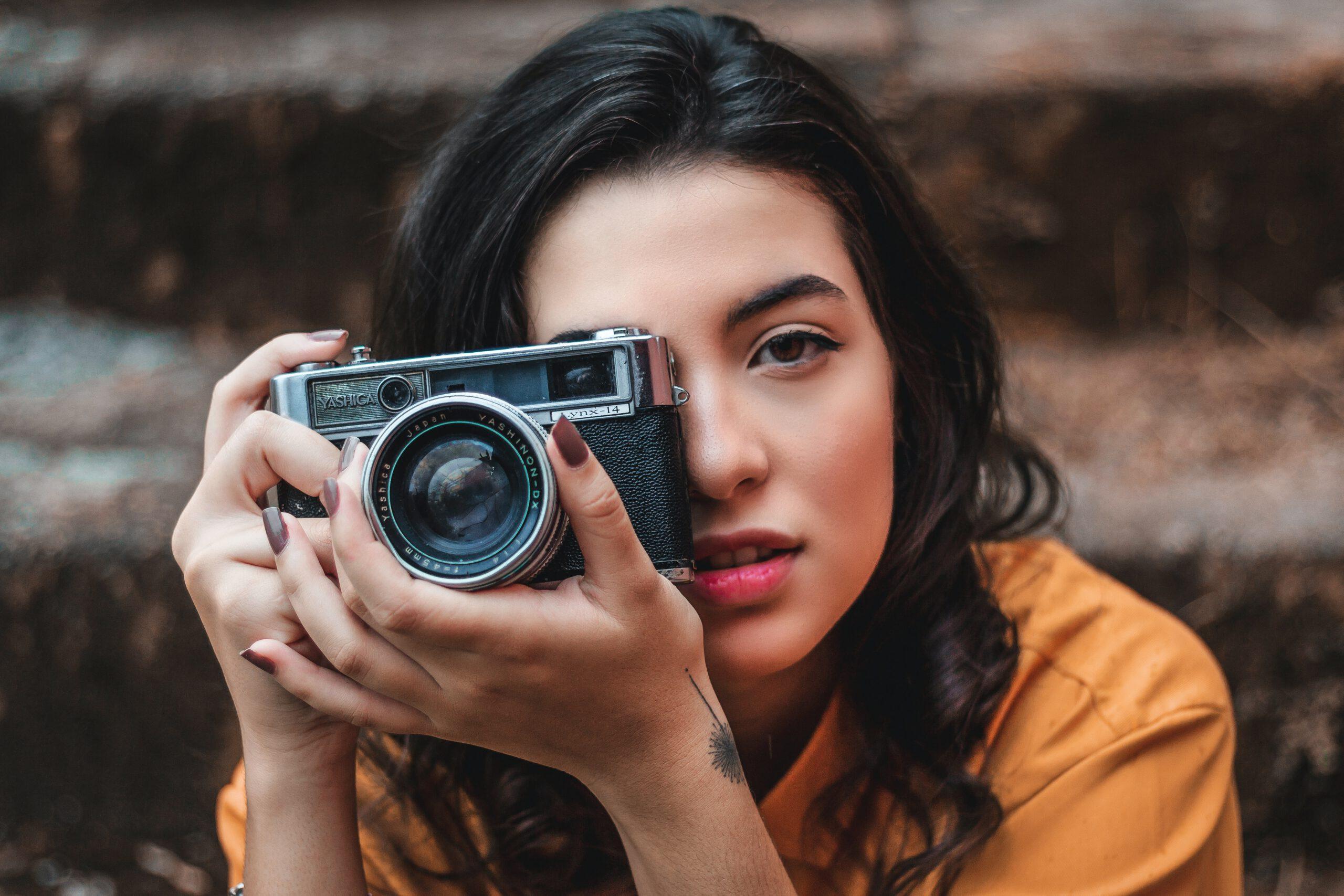 Técnicas para fotografía de retrato